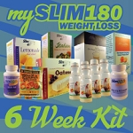 Slim180 Home Weight Loss 6 Week Program