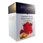 Slim180 Strawberry Banana Gelatin