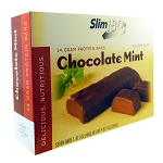 Slim180 Cocoa Mint Protein Bar