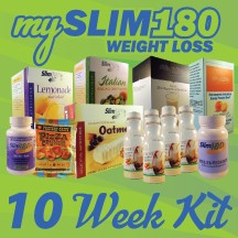 Slim180 Home Weight Loss 10 Week Program