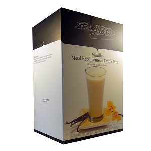 Slim180 VHP Vanilla Meal Replacement Drink Mix